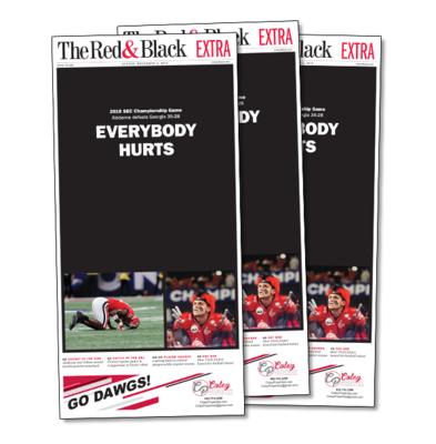 Dec. 2, 2018 SEC Championship   Extra Edition