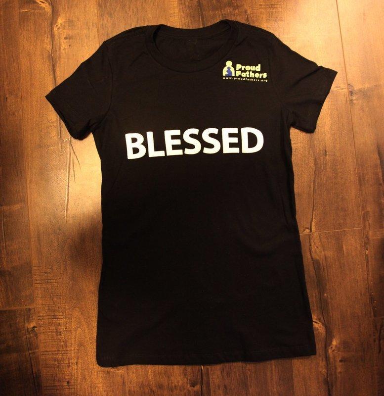 BLESSED T-SHIRT (WOMEN)