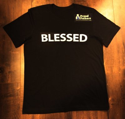 BLESSED T-SHIRT (MEN)