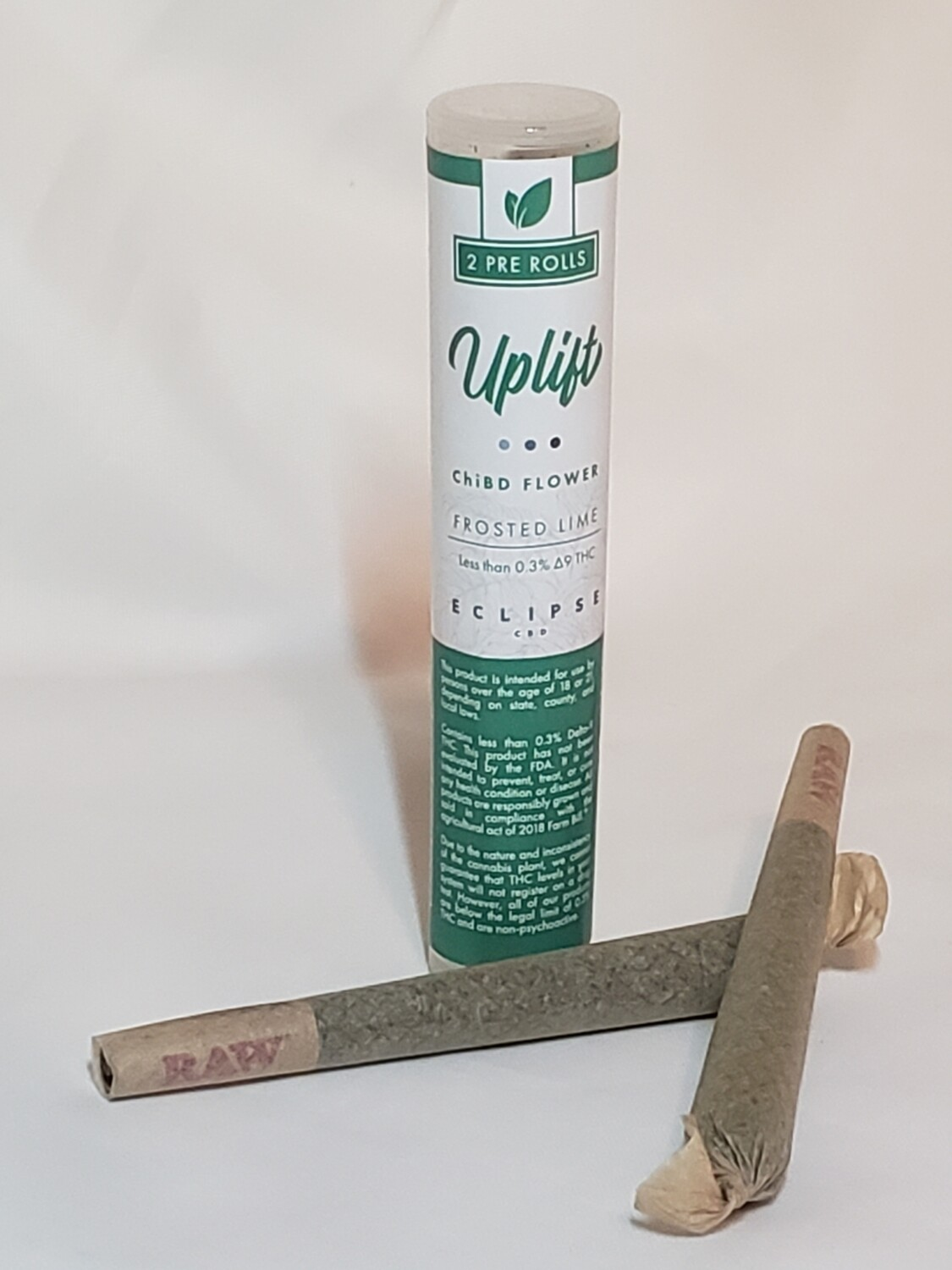 Frosted Lime * FLOWER 2 Pk. Pre- Roll
