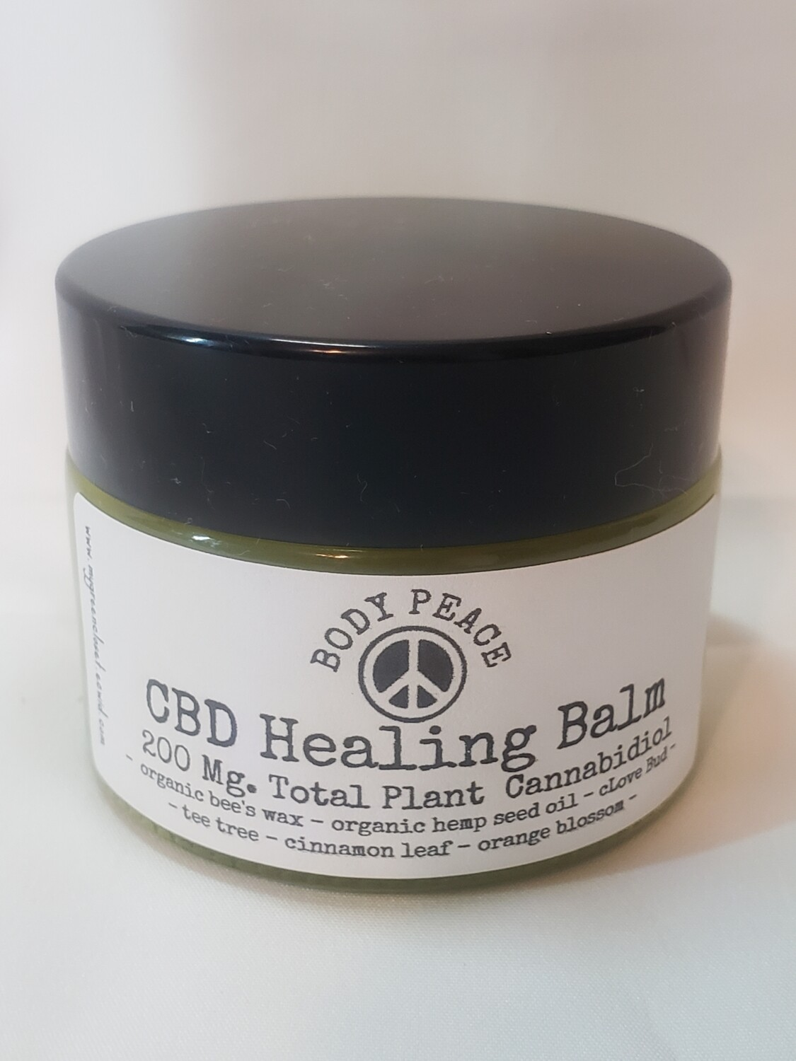 200mg Full Spectrum  Healing Salve  * voted #1 in Pain Relieving topicals*