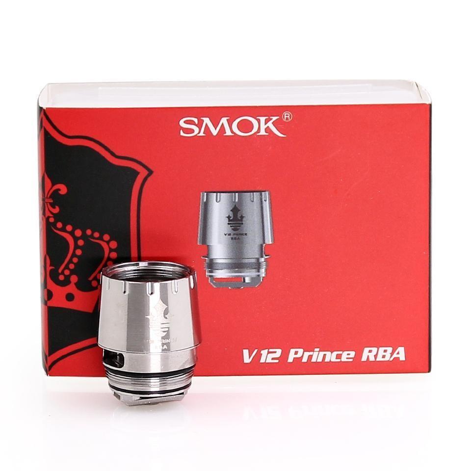 Smok V12 Prince RBA Coil (%100 Orijinal)