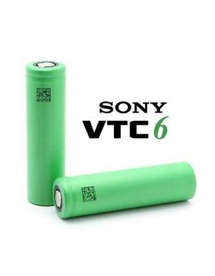 Sony VTC6 18650 Pil 3000 mAh US18650VTC6 (%100 Orijinal)