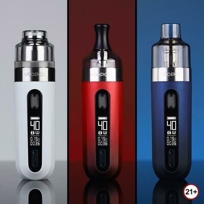 VOOPOO VSUIT 40W Pod Kit