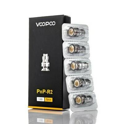 VOOPOO PNP 1.0 ohm R2 Coil (5'li) (%100 Orijinal)