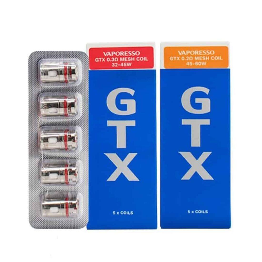 Vaporesso GTX Coil (%100 Orijinal)