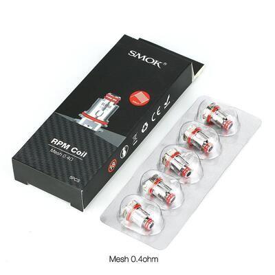 Smok RPM 0.4 Ohm Mesh Coil (%100 Orijinal)