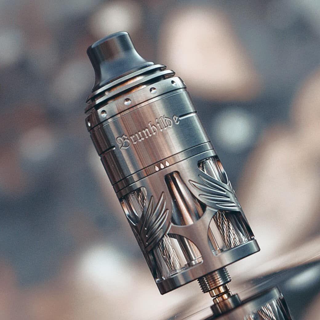 Vapefly BRUNHILDE MTL RTA 23mm Atomizer