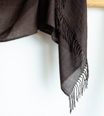 Yak Wool Shawl for Women
