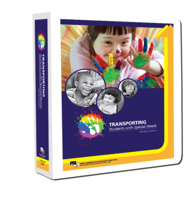 New! Transporting Students with Special Needs Training Curriculum
