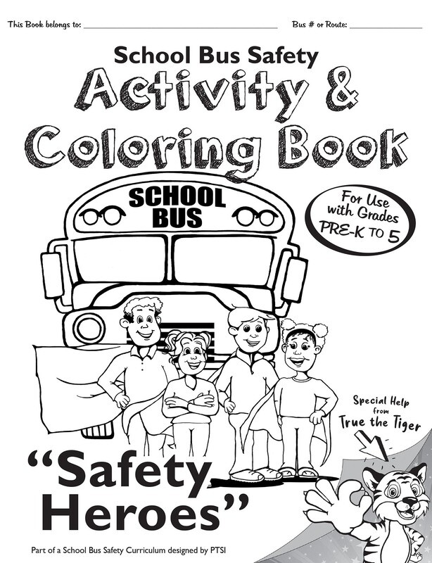 Activity & Coloring Book