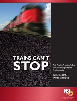Trains Can't Stop WORKBOOK