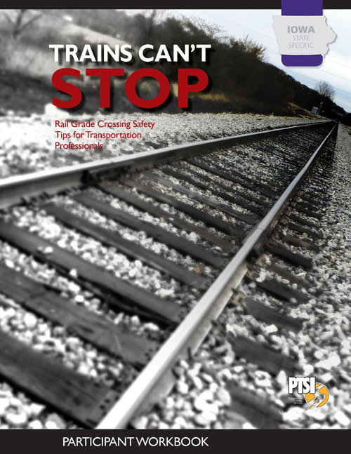 Iowa State Specific — Trains Can't Stop WORKBOOK