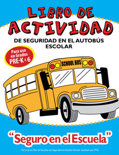 Activity/Coloring Book SPANISH EDITION