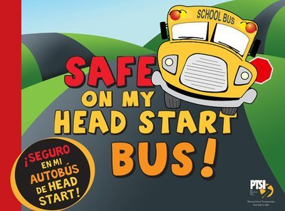 Safe on My Head Start Bus Booklet