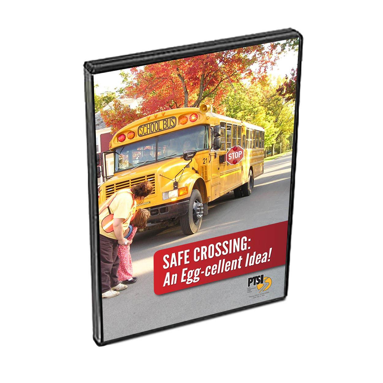 Safe Crossing: An EGG-cellent Idea DVD