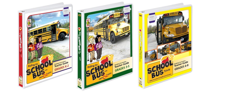 Iowa State Specific Grades K-8 Student Training Curriculum Set