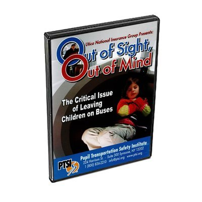 Out of Sight Out of Mind: The Critical Issue of Leaving Children on Buses (DVD)