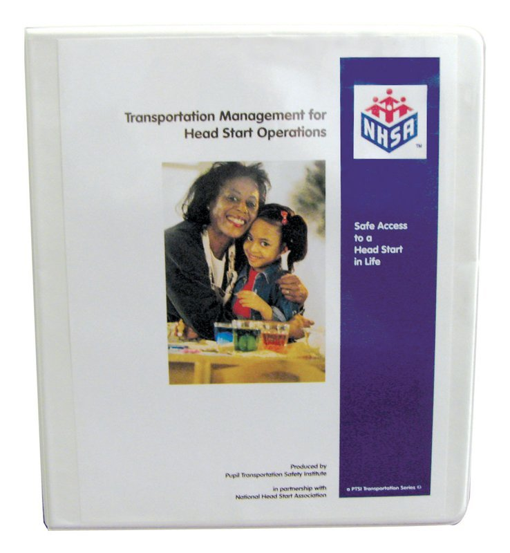 Transportation Management for Head Start Operations