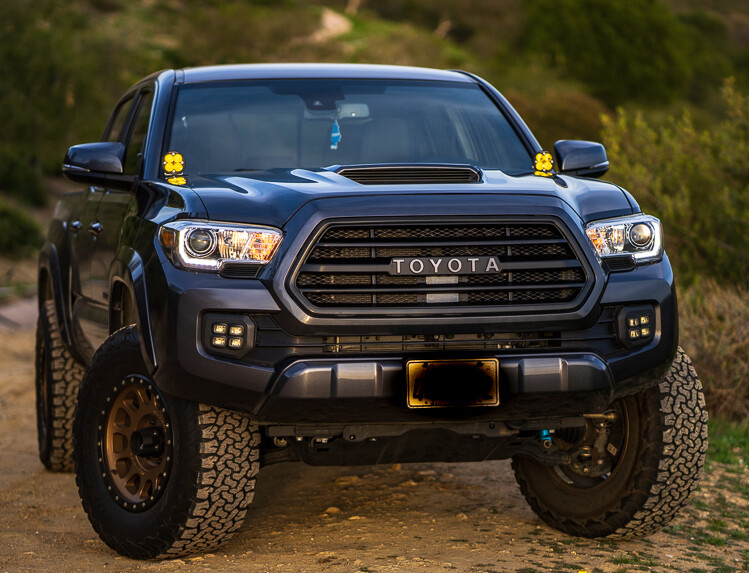 2018-2021 Toyota Tacoma Grille Insert