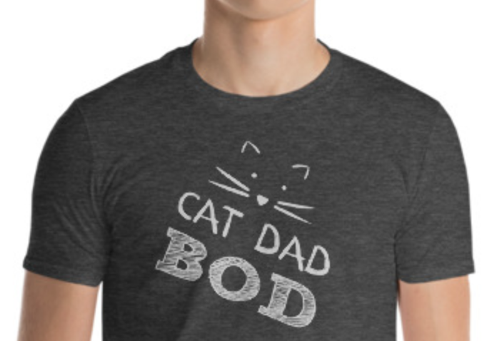 """""""Cat Dad BOD"""""""