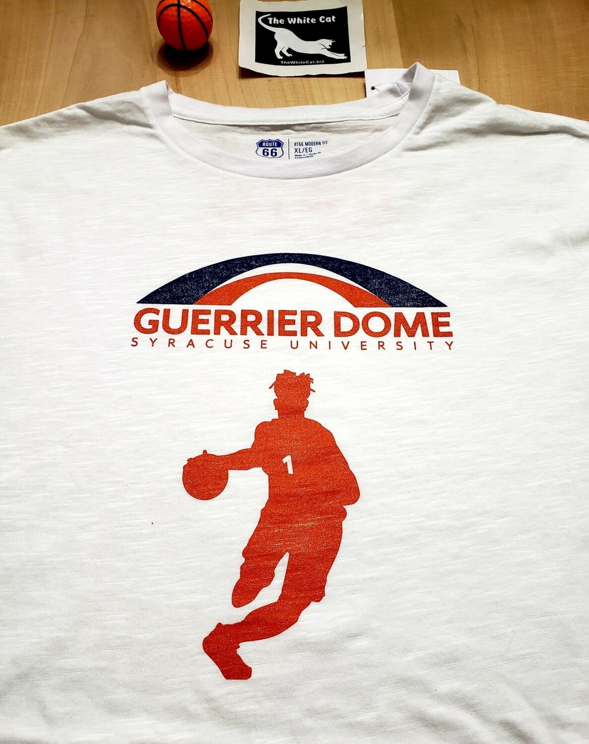 The Guerrier Dome (front) BOTO (back) T-Shirt