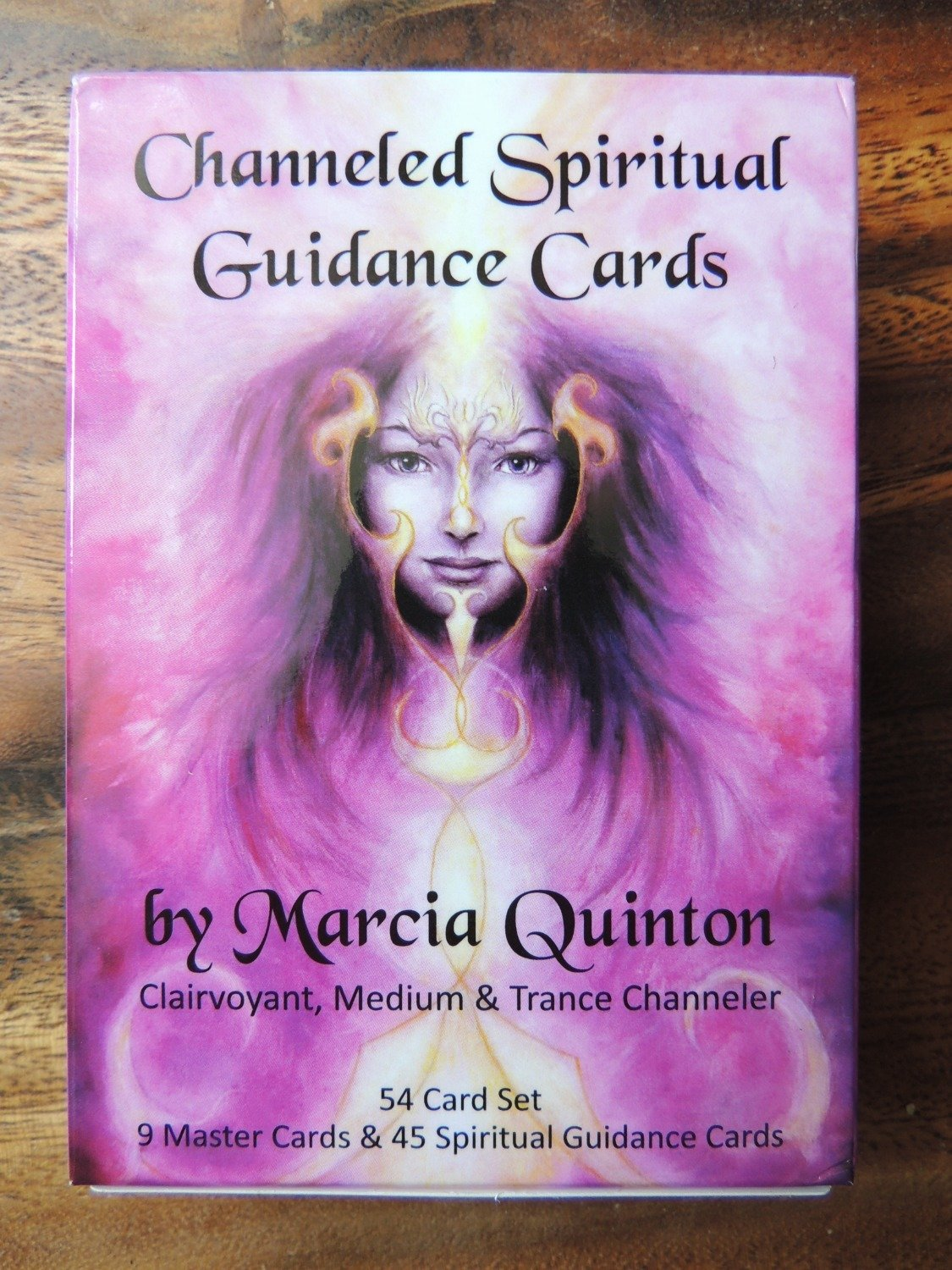 Channeled Spiritual Guidance Cards