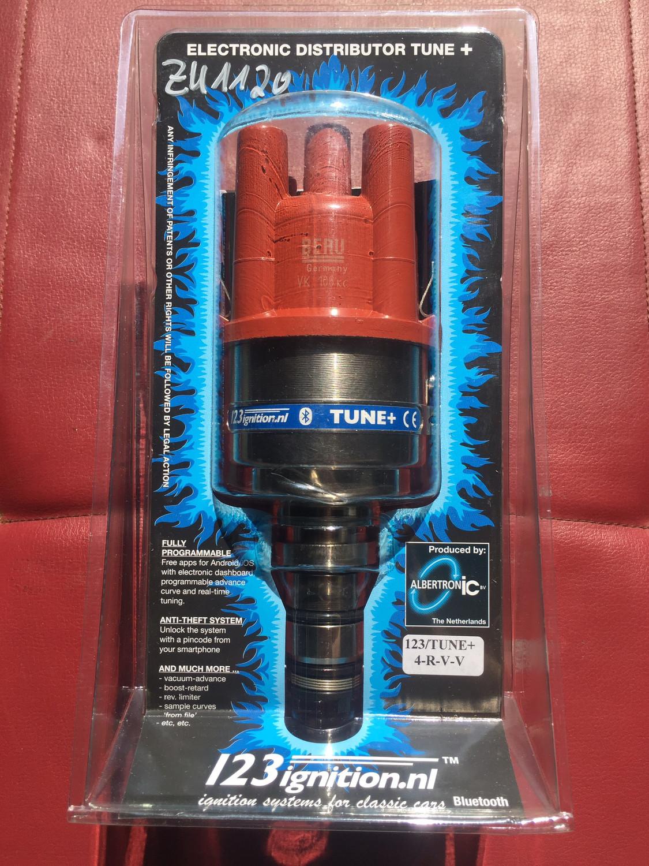 123 Ignition Bluetooth