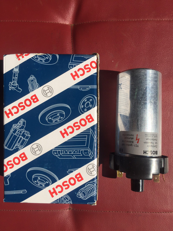 Bosch Transistor Coil