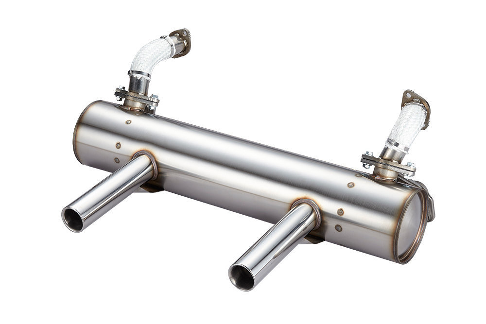 CLASSIC SUPERFLOW VW BUG EXHAUST SYSTEM
