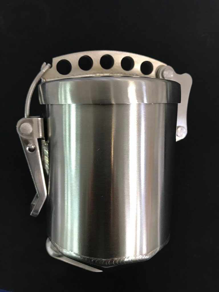 Oil Filler for VW Type 1 Engine 40HP~1600cc Up