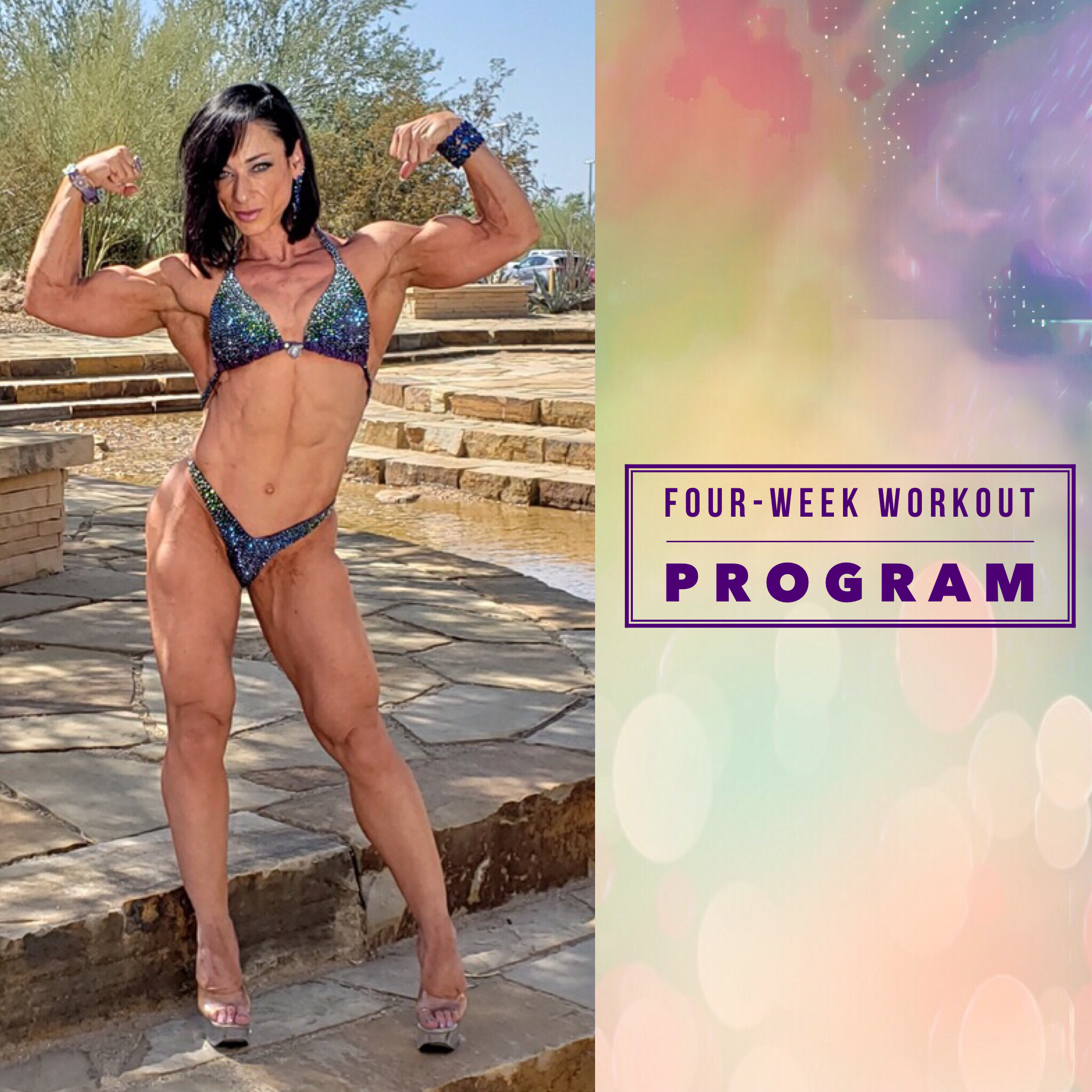 Basic Workout Plan Pre Made In Booklet Format 4 Days Week Not Customized Consultation And Check Ins Not Included Store Jodi Leigh Miller Ela venceu a categoria leve da equipe universo 2007, o evento npc só. jodi leigh miller