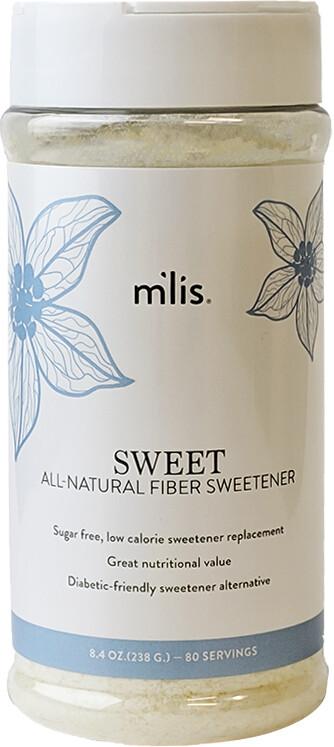 Sweet - Natural Fiber Sweetener