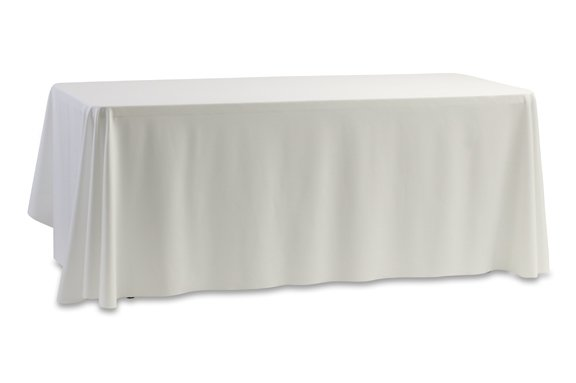 """Banquet Table Extra Long White 90"""" x 156"""""""
