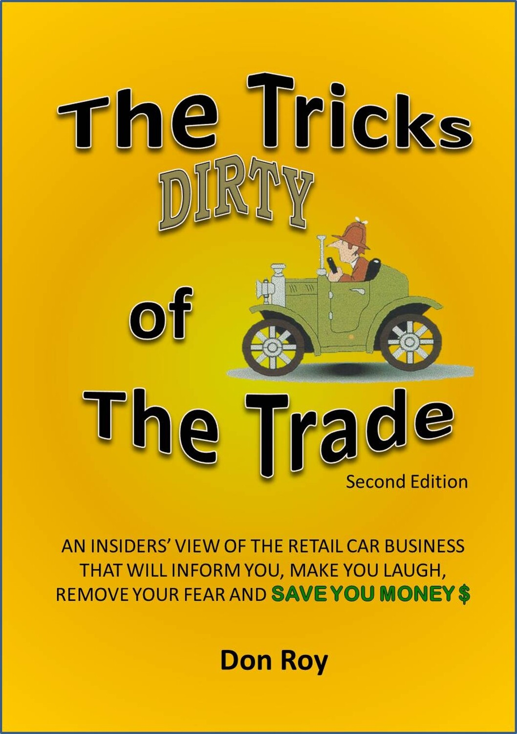 The Dirty Tricks of The Trade - Electronic Book