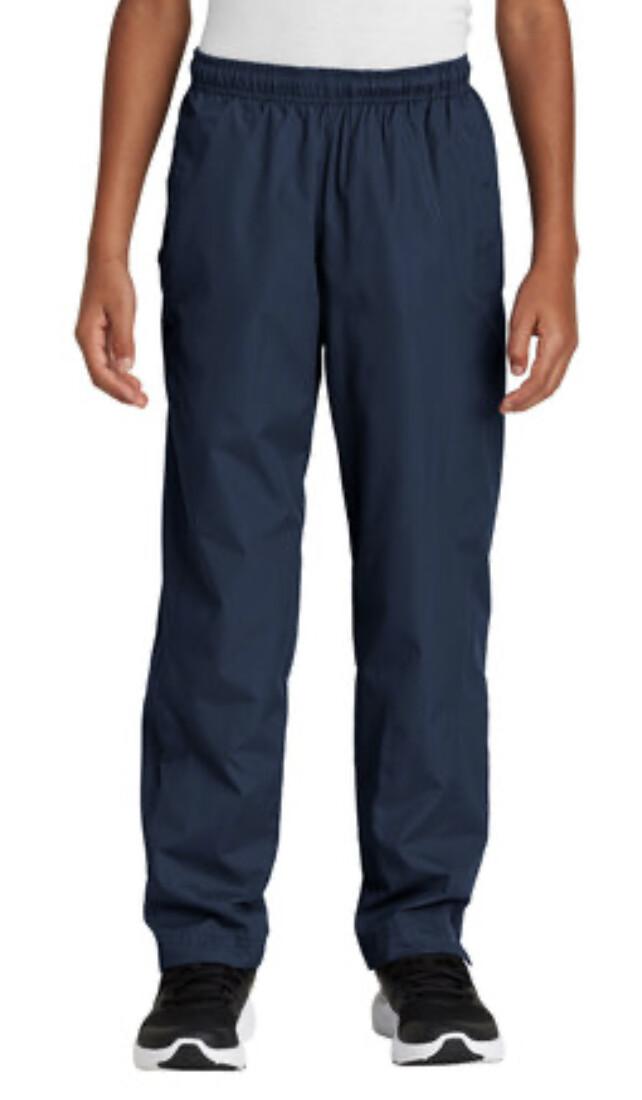 Navy Light Weight Pants
