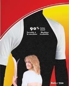 Shoulder warmer  90% Wool