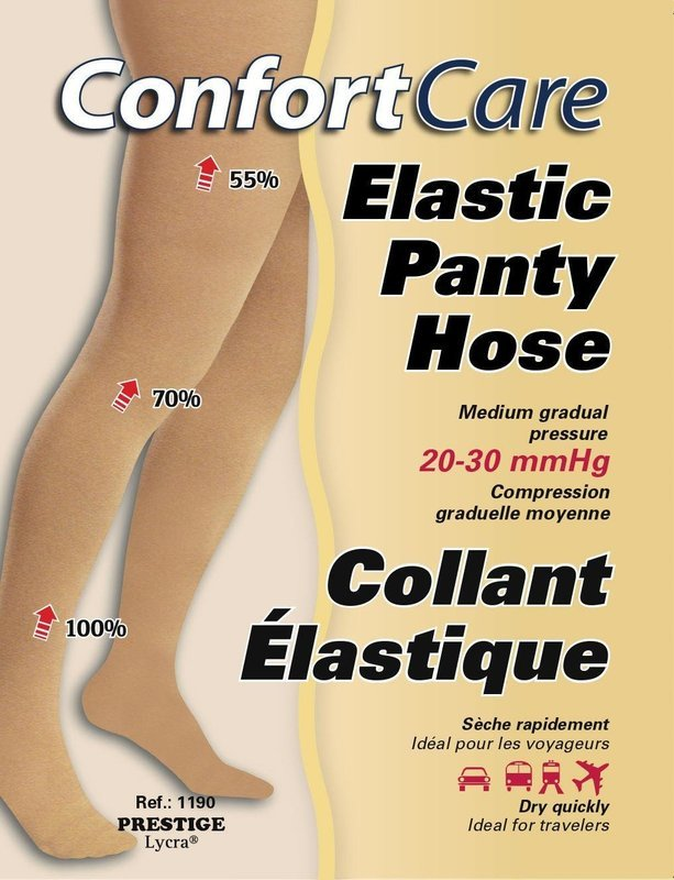 Support Panty Hose high Compression (20- 30 mmHg)