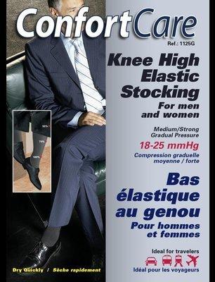 Knee High medium Elastic  Stockings for men & women (18-25mmHg)
