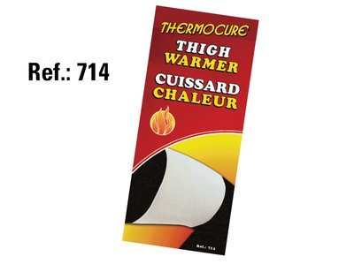Cuissard chaleur + Support 80% Laine (Fabriqué au:  Made in: CANADA)  Thigh Warmer +Support 80 % Wool