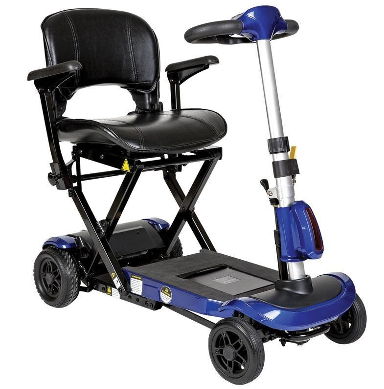 Scooter Flex Zoom Me (Foldable), 4 Wheels No Taxes & Free Shipping in Canada