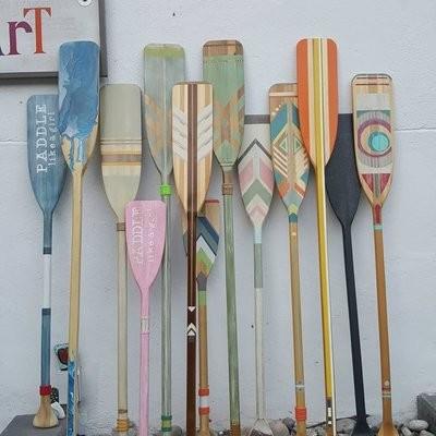 Paddle Painting- May 15  7:30-10:30p.m