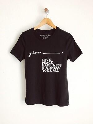 Give Love Tee