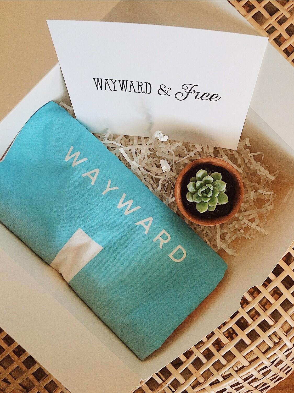 Colorfully Wayward + Free Gift Box