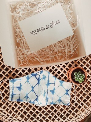Wayward + Free Shibori Care Kit