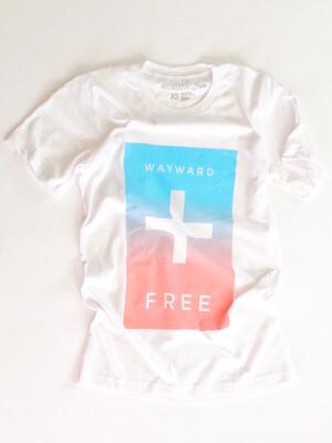 colorfully wayward + free tee
