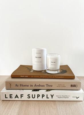 tea leaf - makana candle 3oz