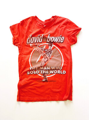 david bowie - the man who sold the world tee