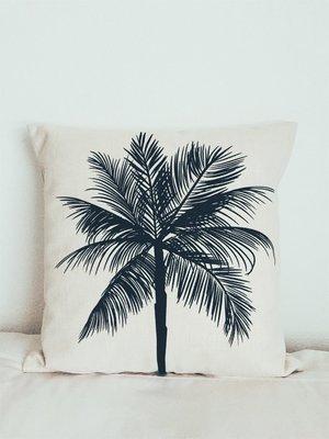 cali palm pillow