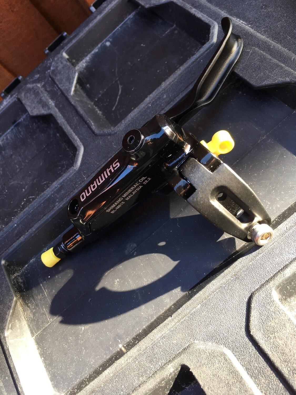 Shimano Disc Brake Lever - Front BL M615 Lever